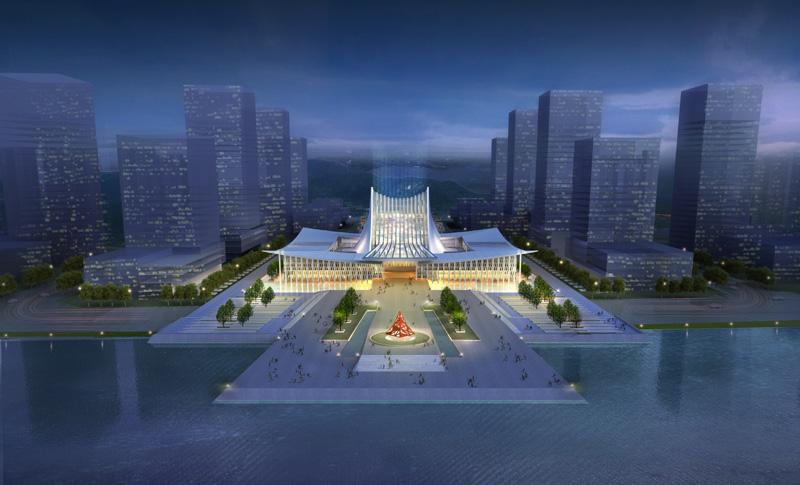 汕头市潮汕历史文化博览中心
