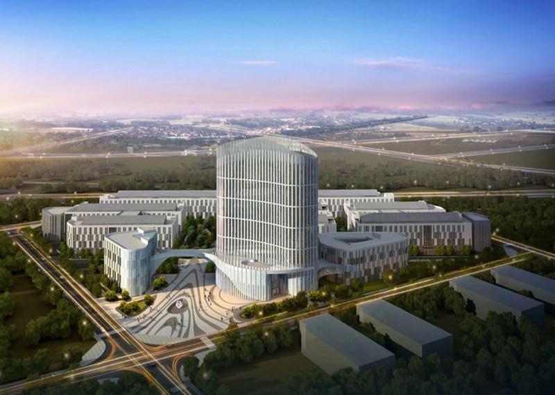 西安高新环保产业园