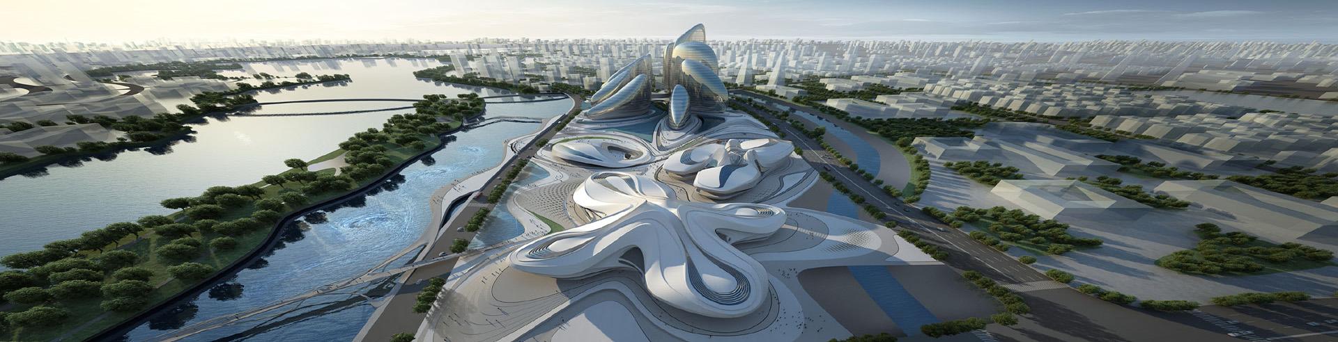 长沙梅溪湖国际艺术中心
