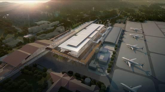 三亚凤凰机场交通中心