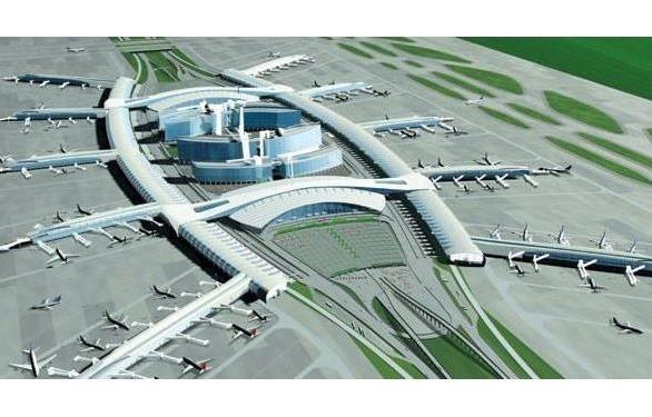 白云国际机场交通枢纽中心