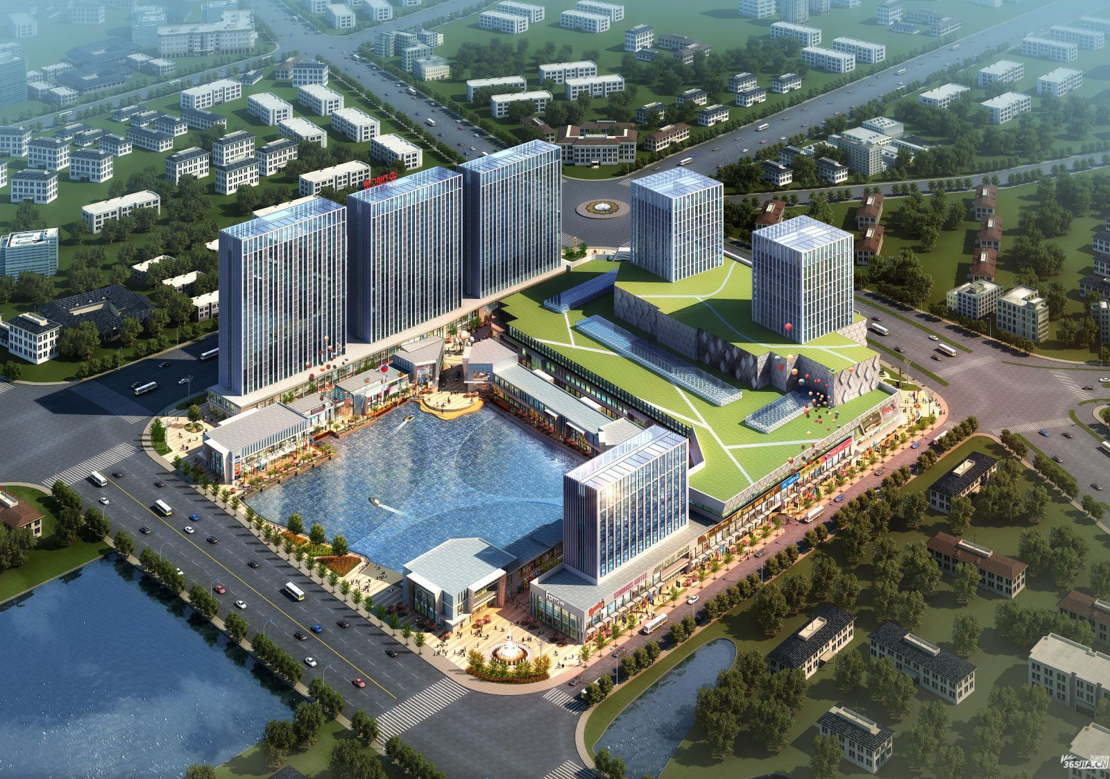 安徽芜湖城市规划展览中心