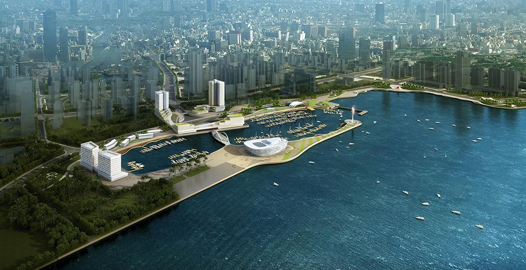 湛江水上运动中心